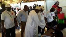 Législatives en Gambie: un scrutin sans histoire aux enjeux majeurs