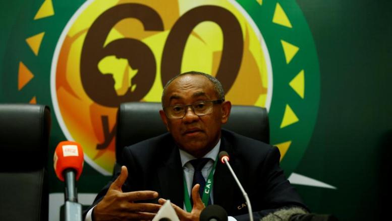 Foot africain: le président Ahmad critique le contrat CAF-Lagardère