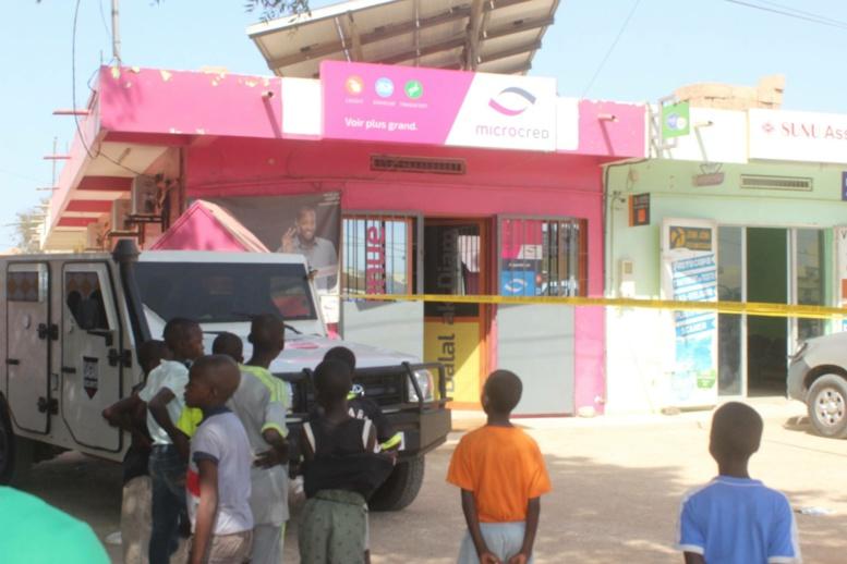Attaque ACEP de Nguékokh: des échanges de tirs entre gendarmes et braqueurs font un mort