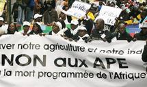 Marche contre les APE