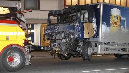 Stockholm: l'assaillant est bien un Ouzbek de 39 ans