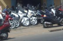 HLM-rail vente, réparation, montage de scooters à Dakar
