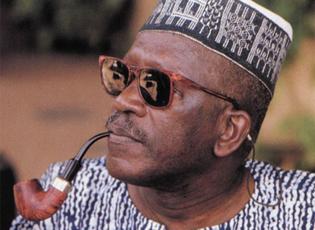 Le défunt cinéaste sénégalais, Ousmane Sembéne