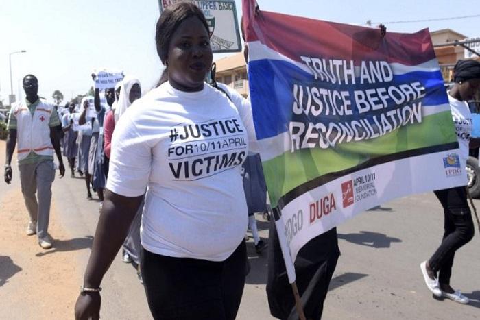 Gambie: marche inédite en mémoire des victimes des 10 et 11 avril 2000
