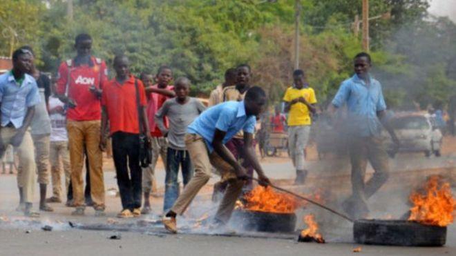 Niger: le campus de Niamey fermé