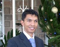 Andry Rajoelina, le maire d'Antananarivo a appelé à la grève pour le lundi 26 janvier 2009.(Photo : AFP)