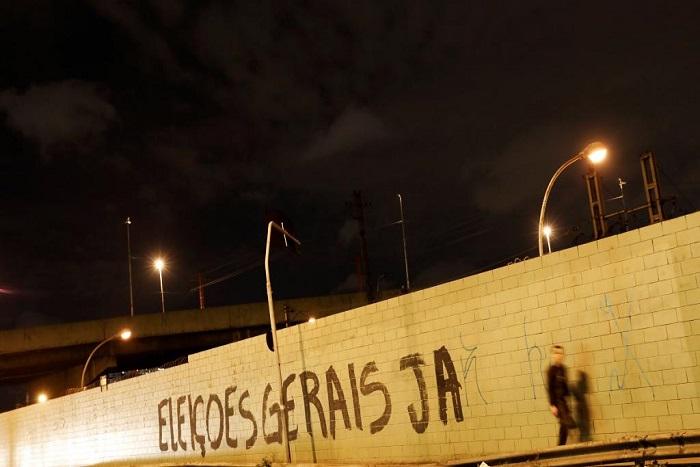 Scandale Petrobras au Brésil: neuf ministres dans l'œil du cyclone