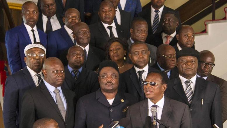 Début des consultations en vue de la formation du gouvernement en RDC