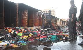 Encore un incendie: des dégâts considérables entre Ngabou et Khaïra
