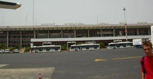 Aéroport Léopold Sédar Senghor. Photo (mandragore.org)