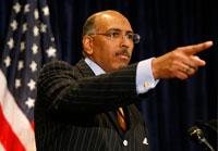 Etat-Unis : Un Noir, Michael Steele, élu à la tête du parti républicain