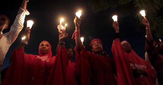 3 ans après, 195 lycéennes encore aux mains de Boko Haram