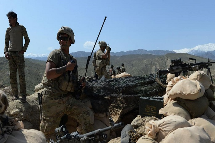 Afghanistan: les Etats-Unis utilisent leur plus puissante bombe non-nucléaire