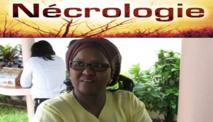 Nécrologie-UCAD : Décès du Professeur de philosophie Aminata Diaw Cissé