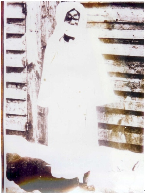 Le fondateur du Mouridisme, Serigne Touba Cheikh Ahmadou Bamba Mbacké