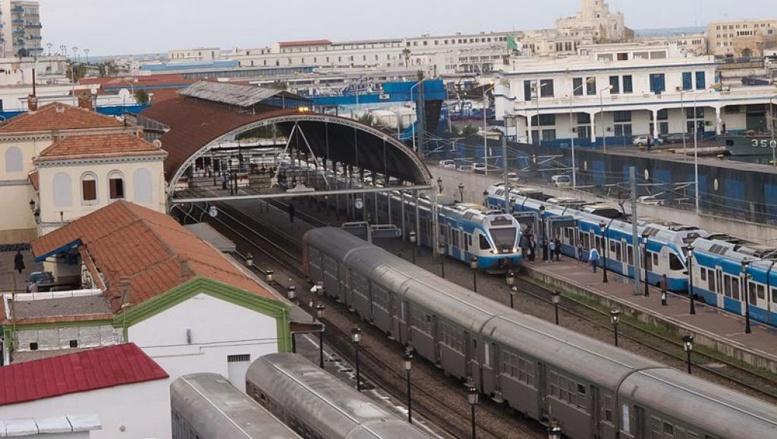 Algérie: un nouveau train pour relier Tizi Ouzou à Alger