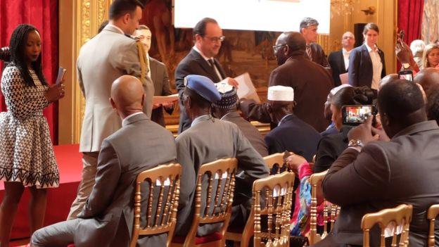 France : 28 tirailleurs sénégalais naturalisés