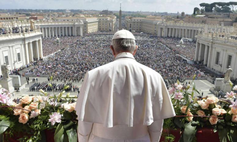 Le pape implore Dieu pour la paix en Syrie et dans le monde