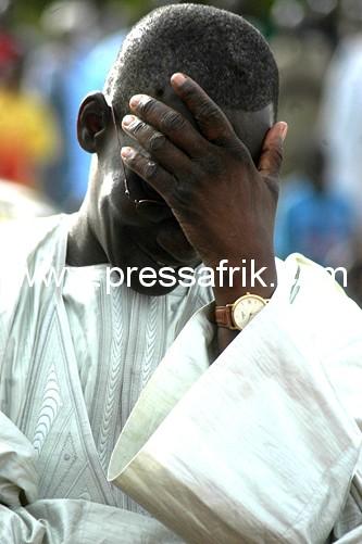 Le secrétaire général adjoint de AJ/PADS, Mamadou Diop Decroix limogé et qui refuse pour être leader