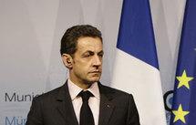 Les temps et les sondages sont durs pour Nicolas Sarkozy. (photo: Reuters)