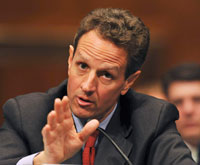 Tim Geithner. (Photo: Reuters)