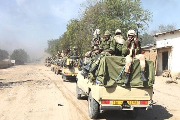 Tchad : quatre officiers radiés de l'armée