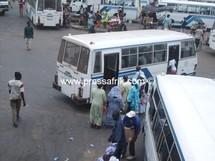 Dakar se vide de sa population c'est le rush vers les transports en commun