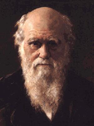 Père de la théorie de l'évolution, Charles Darwin