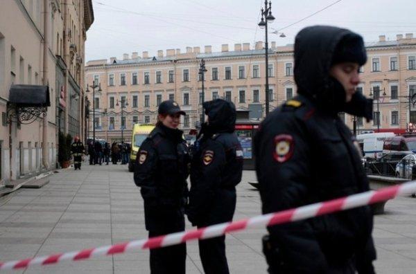 Russie: 2 terroristes présumés ont été abattus