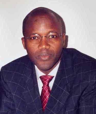 Le conseiller juridique de l'ADIE (Sénégal), Mouhamadou Lo