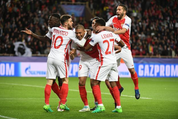 Monaco élimine Dortmund et se qualifie pour les demi-finales