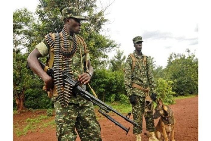 RCA : les troupes ougandaises se retirent