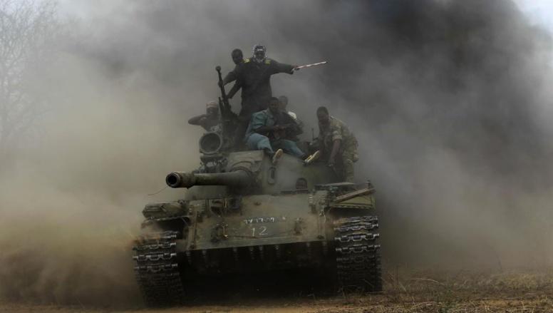  Le Soudan soupçonné d'avoir acheté des armes illégalement en Iran