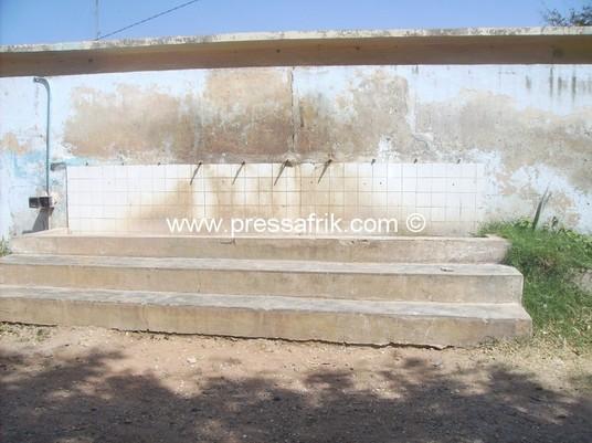 (Photos) Sénégal-Education: les écoles Derklé 2 et 3 à l'agonie