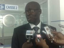 Le directeur général de la CDC, Mamadou Lamine Falilou Mbacké Diagne