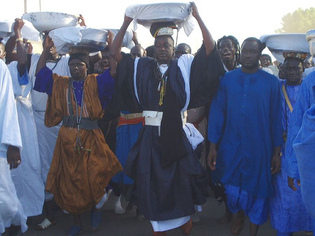Sénégal carnet de route du Magal de Touba: dans l'antre de «Niary Baye Fall»
