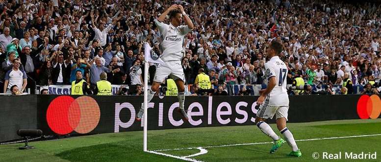 Le Real Madrid aborde les demi-finales en menant le classement UEFA