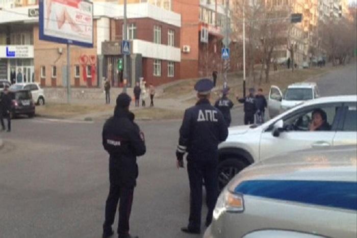 Russie : attaque d'une antenne locale du FSB