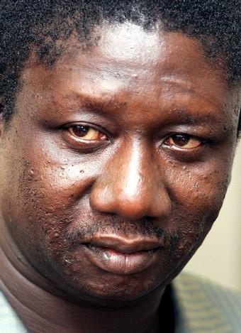 Ousmane Conté, fils de feu Lansana Conté président guinéen (Photo: guinée44.fr)