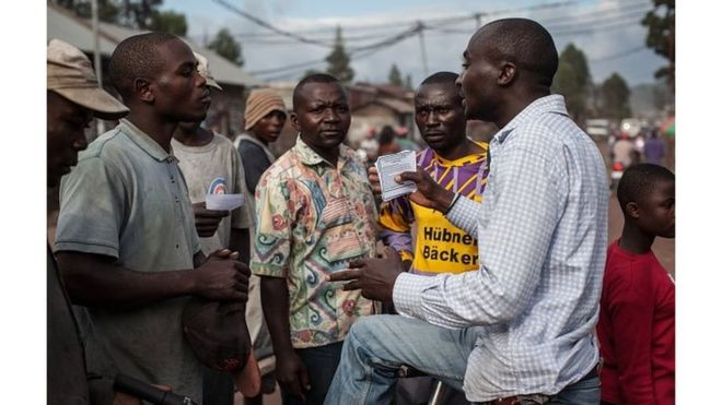 Amnesty demande la libération des militants de Lucha — RDC