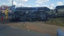 Afrique du sud : 19 écoliers tués dans un accident