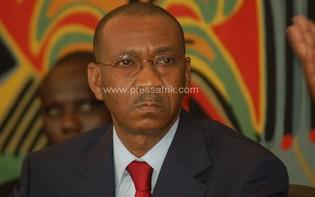 Le Premier ministre du Sénégal, Cheikh Hadjibou Soumaré tutelle de la SCA