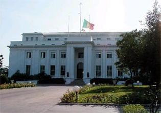 Palais de la République, Sénégal (photo: aps.sn)
