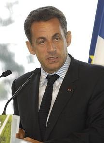 Le président de la République française, Nicolas Sarkozy (photo: chine-informations.com)