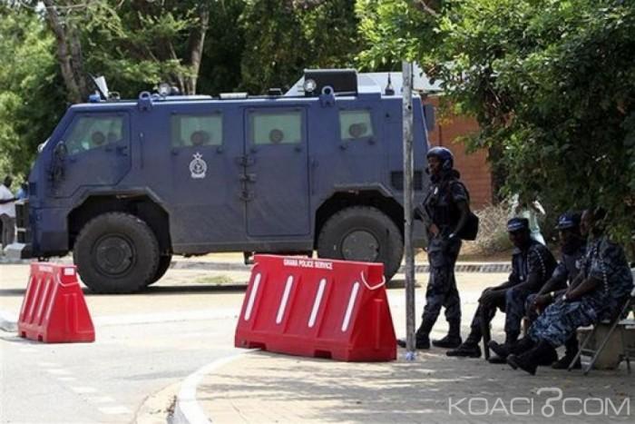 Ghana: Couvre-feu reconduit à Alavanyo et Nkonya