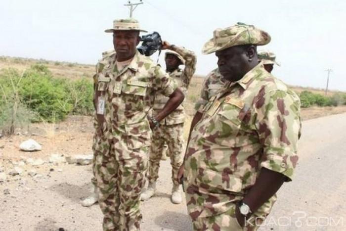 Nigeria: Deux Généraux échappent à la mort à Borno