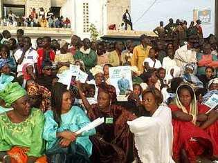 Sénégal élection et affaire: la campagne peine à s'emballer