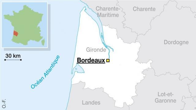 Près de Bordeaux, soixante-dix Roumains expulsés d'un terrain