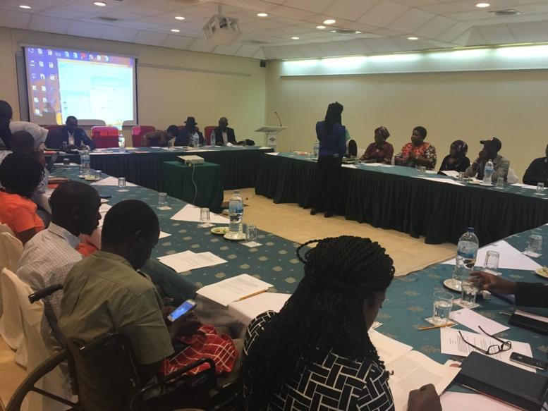 Gambie : Des victimes Jammeh échangent avec celles de Hisséne Habré