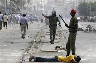 Sénégal – meurtre -  violence électorale : application charia ou retour de la  peine de mort ?
